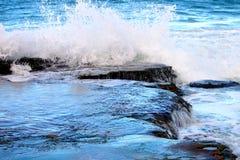 Παραλία Πουέρτο Ρίκο Guajataca Στοκ Φωτογραφίες