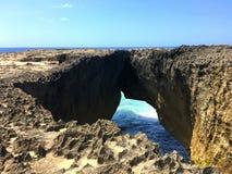 Παραλία Πουέρτο Ρίκο Isabela Στοκ Φωτογραφίες