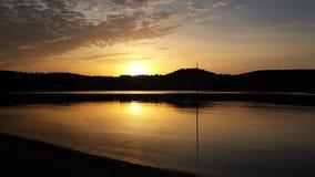 Παραλία πρωινού Στοκ φωτογραφίες με δικαίωμα ελεύθερης χρήσης