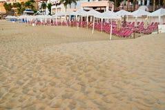 Παραλία πρωινού Cabo SAN Lucas Στοκ Εικόνες