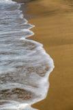 Παραλία σε Anjuna, Goa, Ινδία Στοκ Εικόνα