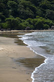 Παραλία σε Anjuna, Goa Στοκ εικόνες με δικαίωμα ελεύθερης χρήσης
