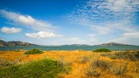 Παραλία σε Presidio στοκ εικόνες με δικαίωμα ελεύθερης χρήσης