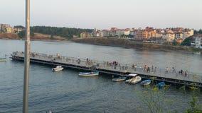 Παραλία στη Αγαθούπολη Στοκ εικόνες με δικαίωμα ελεύθερης χρήσης
