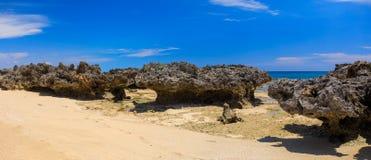 Παραλία στη Μαδαγασκάρη, Antsiranana, Diego Suarez Στοκ φωτογραφίες με δικαίωμα ελεύθερης χρήσης