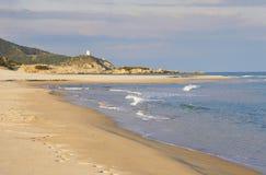 Παραλία στη Σαρδηνία στοκ φωτογραφία με δικαίωμα ελεύθερης χρήσης