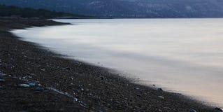 Παραλία στο εθνικό θέρετρο του μεσογειακού νησιού Στοκ φωτογραφία με δικαίωμα ελεύθερης χρήσης