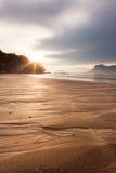 Παραλία στο εθνικό πάρκο bako στοκ φωτογραφία με δικαίωμα ελεύθερης χρήσης