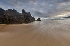 Παραλία στο κεφάλι Slea, Dingle χερσόνησος Στοκ Εικόνα
