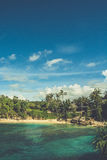 Παραλία στο Μπαλί, Ινδονησία Στοκ Φωτογραφία
