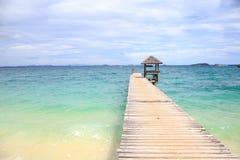 Παραλία στο νησί Ταϊλάνδη Samet Στοκ φωτογραφία με δικαίωμα ελεύθερης χρήσης