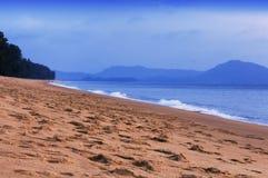 Παραλία Ταϊλάνδη της Mai Khao Στοκ Εικόνες