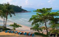 παραλία Ταϊλάνδη τροπική στοκ φωτογραφία με δικαίωμα ελεύθερης χρήσης