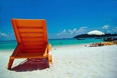 παραλία Ταϊλάνδη Στοκ Εικόνα