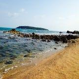 παραλία Ταϊλάνδη samui Στοκ εικόνα με δικαίωμα ελεύθερης χρήσης