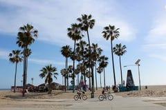 Παραλία της Βενετίας Στοκ Εικόνες