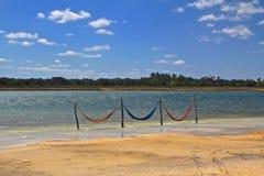 Παραλία της Βραζιλίας Στοκ εικόνες με δικαίωμα ελεύθερης χρήσης