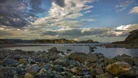 Παραλία της Ιαπωνίας Στοκ Εικόνα