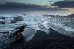 Παραλία της Ισπανίας Στοκ Εικόνες