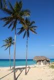 Παραλία της Κούβας Στοκ Φωτογραφίες