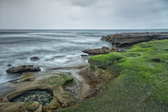 Παραλία της Λα Χόγια Στοκ εικόνες με δικαίωμα ελεύθερης χρήσης