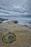 Παραλία της Λα Χόγια Στοκ Εικόνες