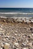 Παραλία της Ρόδου Στοκ Εικόνες