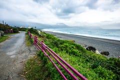Παραλία της Ταϊβάν Στοκ Φωτογραφία
