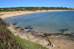 Παραλία της Τερέζα Santa Στοκ εικόνες με δικαίωμα ελεύθερης χρήσης