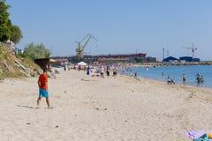 2 παραλία της Mai Στοκ Εικόνα