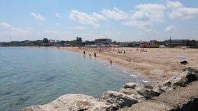 2 παραλία της Mai Στοκ εικόνα με δικαίωμα ελεύθερης χρήσης