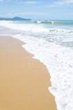 Παραλία της Mai Khao σε Phuket Στοκ Εικόνες