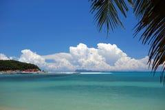 Παραλία της Nikki στοκ εικόνα με δικαίωμα ελεύθερης χρήσης