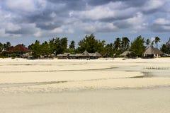 Παραλία Τοπίο Στοκ Εικόνα