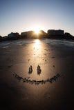 Παραλία του Ήστμπουρν Στοκ φωτογραφία με δικαίωμα ελεύθερης χρήσης