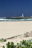 Παραλία του ακρωτηρίου ST Francis, Νότια Αφρική Στοκ Φωτογραφία