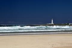 Παραλία του ακρωτηρίου ST Francis, Νότια Αφρική Στοκ Φωτογραφίες