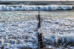 Παραλία του Αμπερντήν Στοκ Φωτογραφία