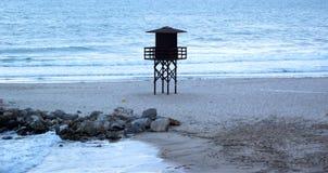 Παραλία του Καντίζ Στοκ φωτογραφίες με δικαίωμα ελεύθερης χρήσης