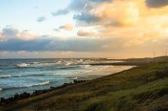 Παραλία του Νιγκάτα στοκ φωτογραφία με δικαίωμα ελεύθερης χρήσης