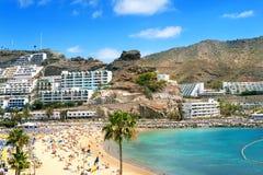 Παραλία του Πουέρτο Ρίκο Στοκ Εικόνες