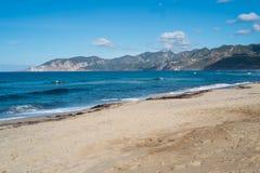 Παραλία του Πόρτο Paglia στοκ εικόνες