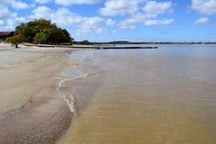 Παραλία του Σακραμέντο Colonia del Στοκ Φωτογραφίες