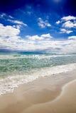 Παραλία του Destin Φλώριδα Στοκ Φωτογραφίες