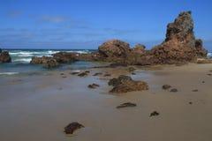 Παραλία του Flynn Στοκ φωτογραφίες με δικαίωμα ελεύθερης χρήσης
