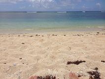 Παραλία των Τόνγκα στοκ εικόνα
