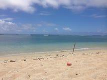 Παραλία των Τόνγκα στοκ εικόνες