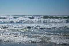 Παραλία φρεατίων Στοκ φωτογραφίες με δικαίωμα ελεύθερης χρήσης