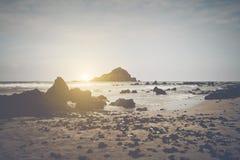παραλία Χαβάη Στοκ Εικόνα