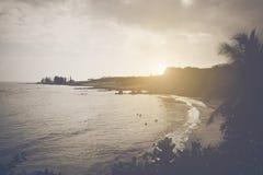 παραλία Χαβάη Στοκ φωτογραφία με δικαίωμα ελεύθερης χρήσης